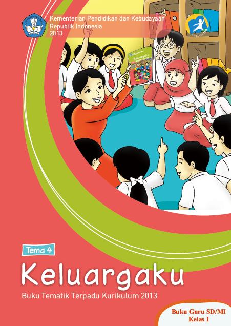 Buku Tematik Kelas 1 Dan 4 Kkggugus421